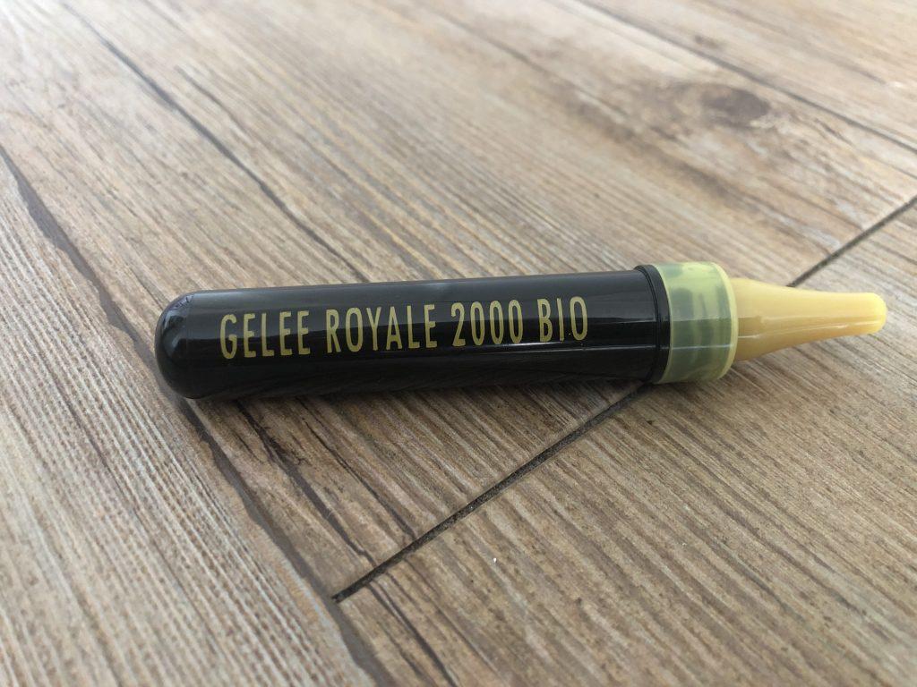 Unidose plastique 2000mg gelee royale BIO CELS Laboratoire