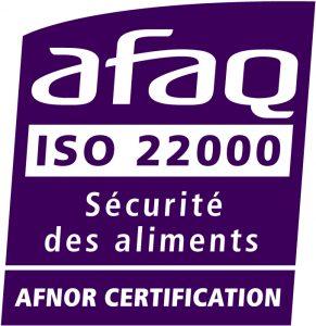 Cevrai - ISO-22000
